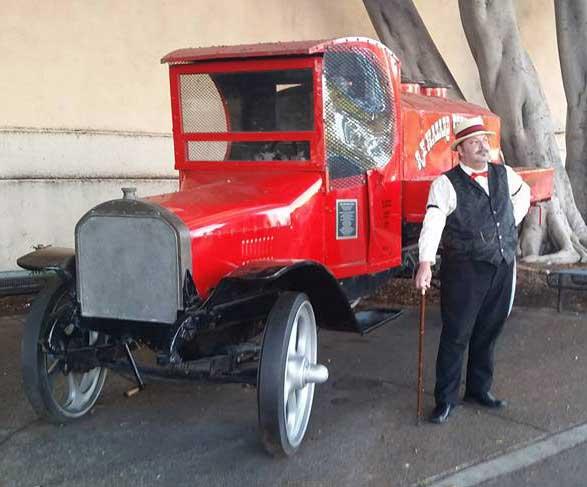 Customer photos wearing Vintage Car Vintage Dress