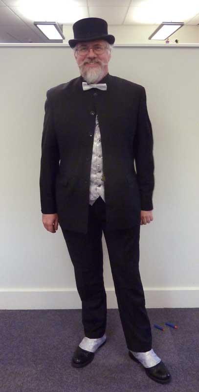 Customer photos wearing Dapper Bow Tie