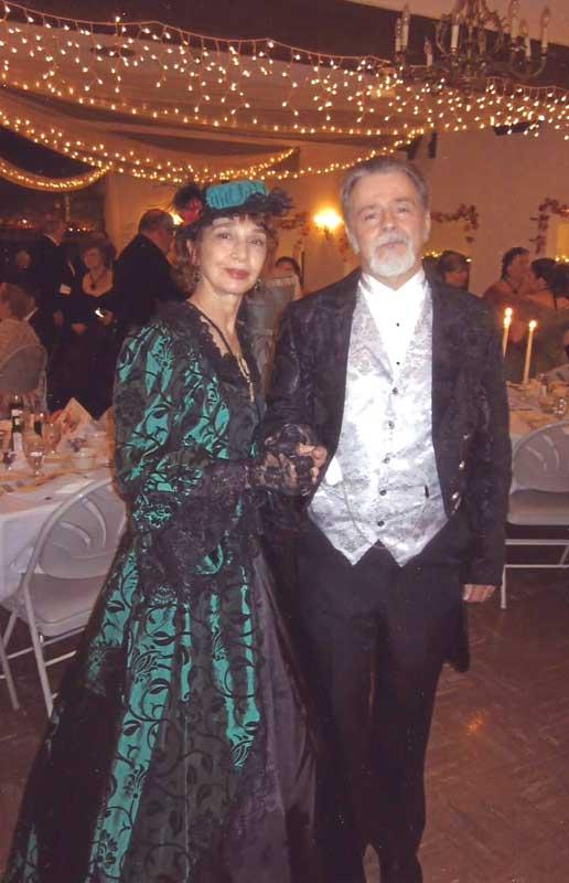 Customer photos wearing Elegantly Dressed