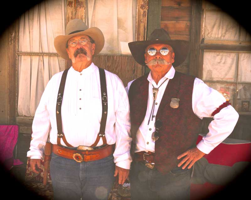 Customer photos wearing Real Lawman in the West
