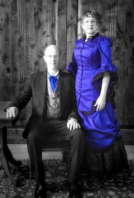 Customer photos wearing [Editors Pick] Pretty in Blue
