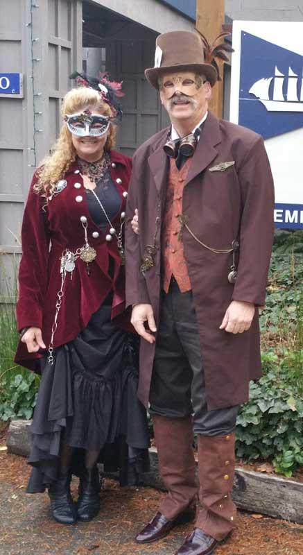 Customer photos wearing Masquerade Fun