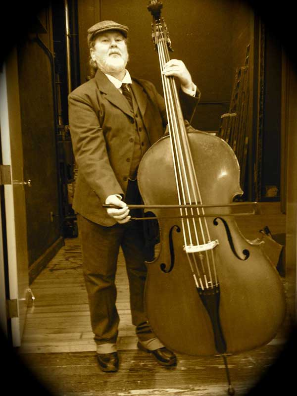 Customer photos wearing 19th Century Bassist