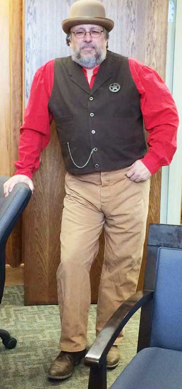 Customer photos wearing Big Swamp Will