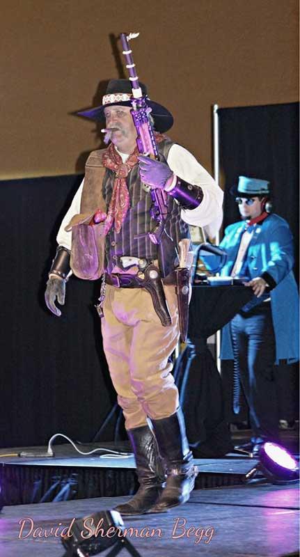 Customer photos wearing Cowboy Catwalk