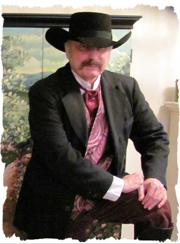 Customer photos wearing [Editors Pick] Cowboy Christmas