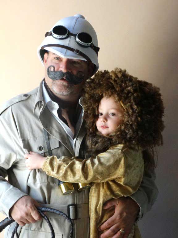 Customer photos wearing [Editors Pick] Little Lion Man
