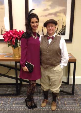 Customer photos wearing Newsies Out on the Town