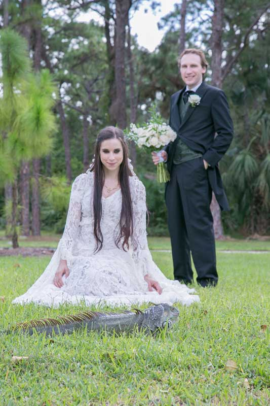 Customer photos wearing Wedding to Remember