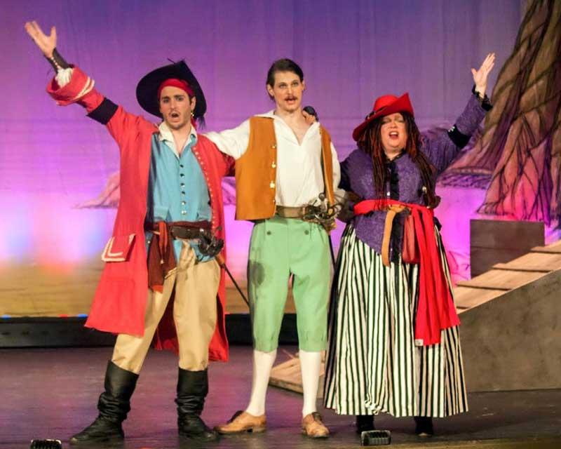Customer photos wearing The Pirates of Penzance