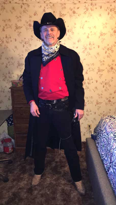 Customer photos wearing [Editors Pick] Ready for a Cattle Drive