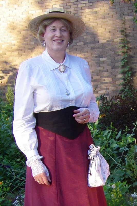 Customer photos wearing A Ladies Luncheon