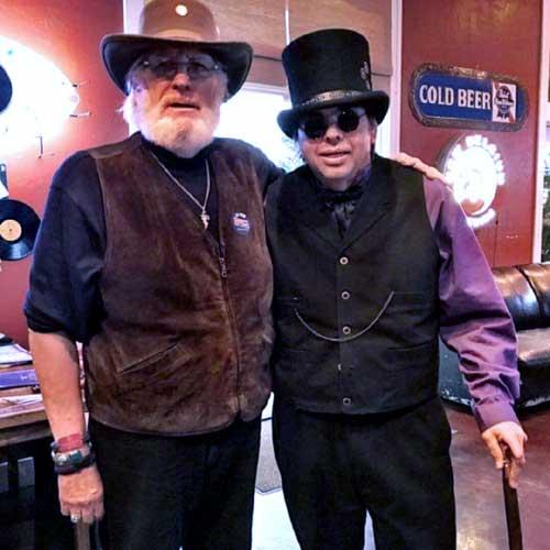 Customer photos wearing Mississippi Delta Blues