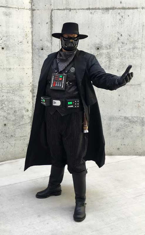 Customer photos wearing [Editors Pick] I am your father