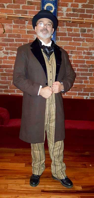 Customer photos wearing Esteemed Gentleman