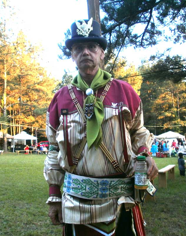 Customer photos wearing Native American Pow Wow