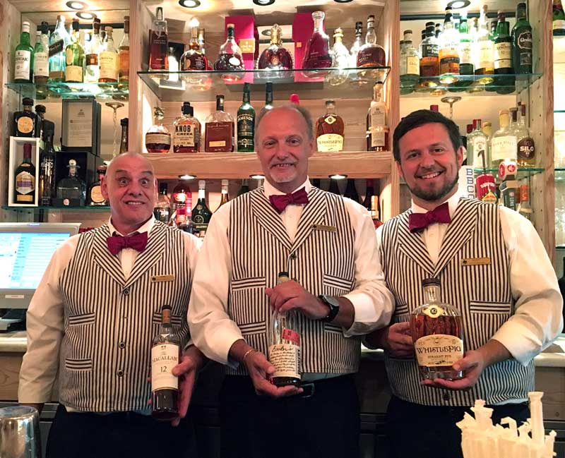 Customer photos wearing Bartending in Style!