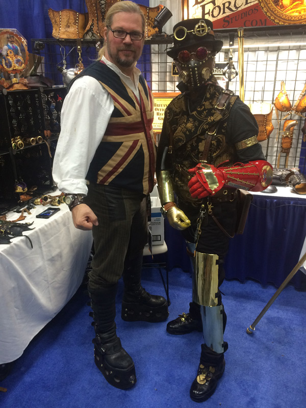 Customer photos wearing [Editors Pick] C-3PO, Human-Cyborg Relations