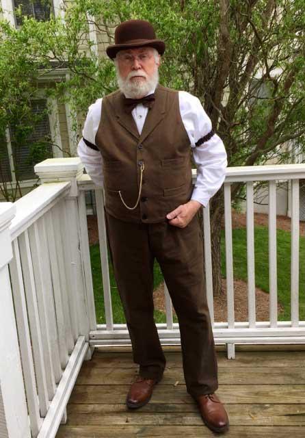 Customer photos wearing Historic Town, Historic Clothing