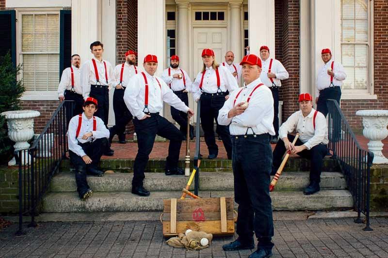 Customer photos wearing Quicksteps Vintage Base Ball Club