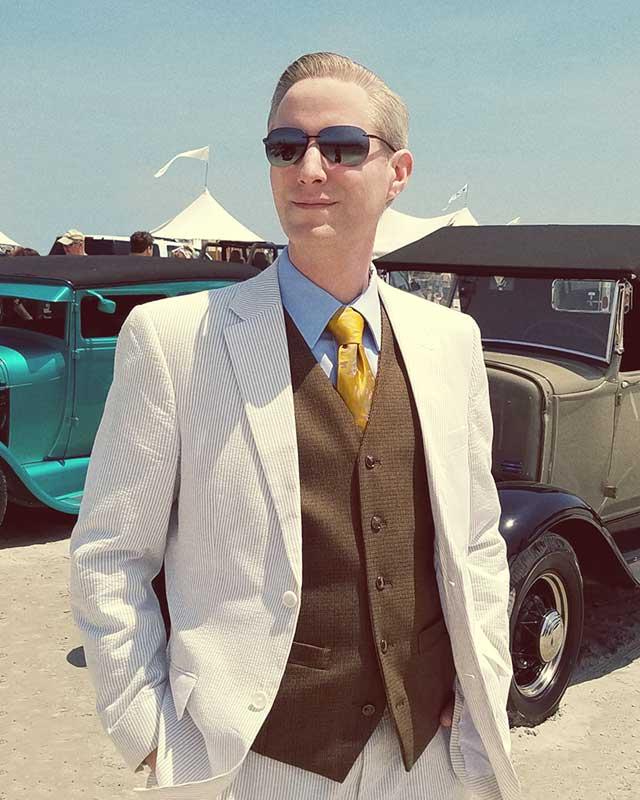 Customer photos wearing [Editors Pick] Race of Gentlemen