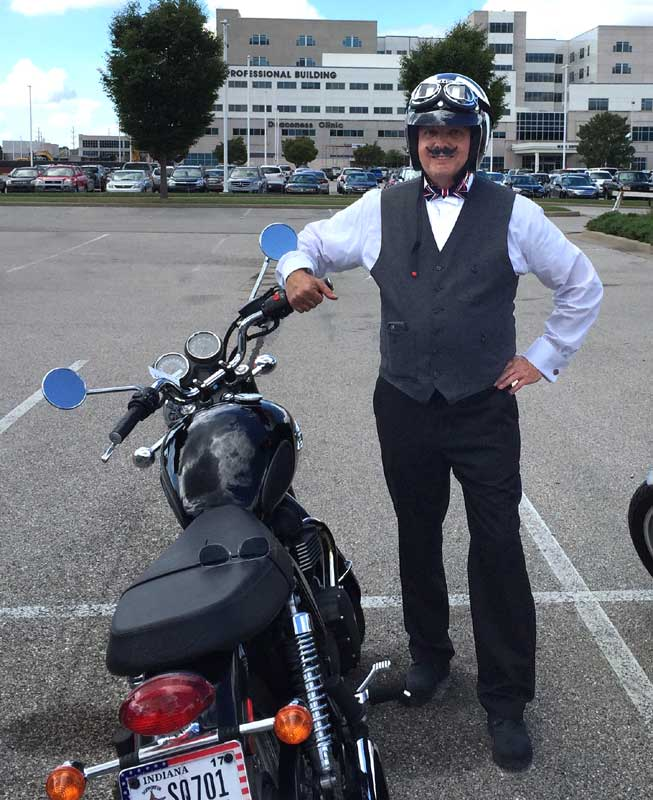 Customer photos wearing Ride with Style
