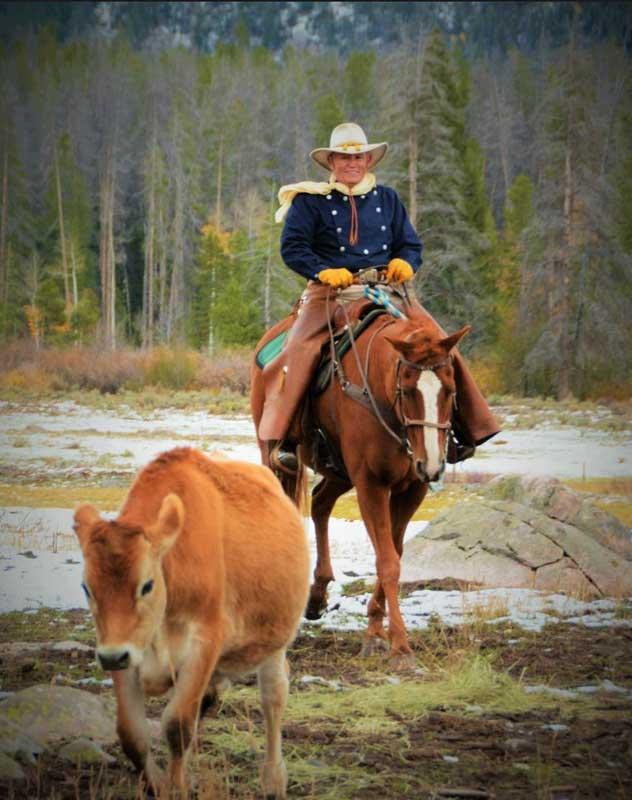 Customer photos wearing [Editors Pick] Real Life Cowboy