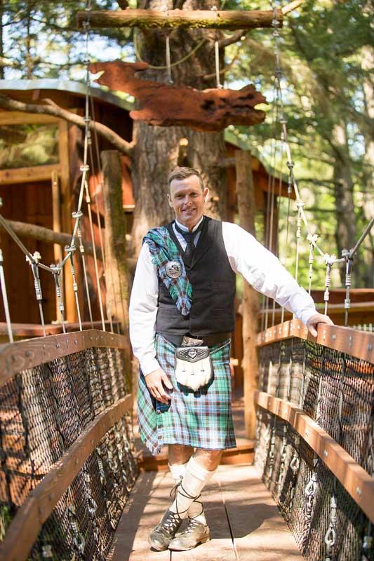 Customer photos wearing [Editors Pick] True Scotsman