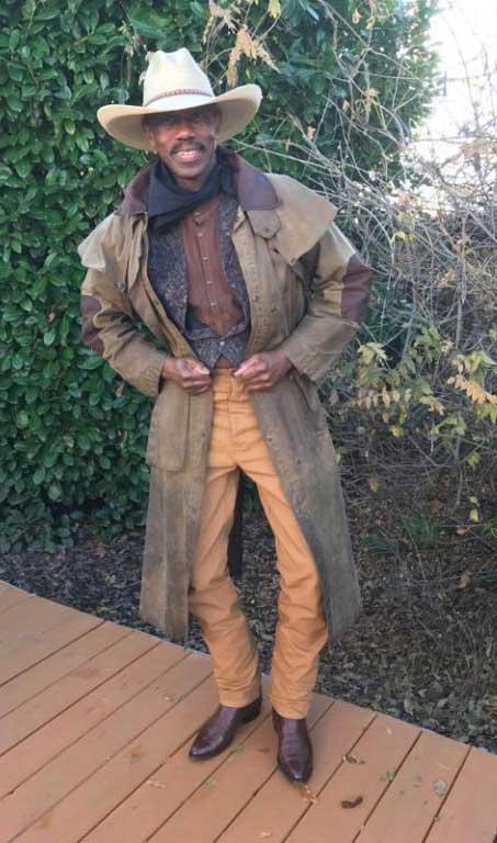 Customer photos wearing [Editors Pick] Fundamental Cowboy