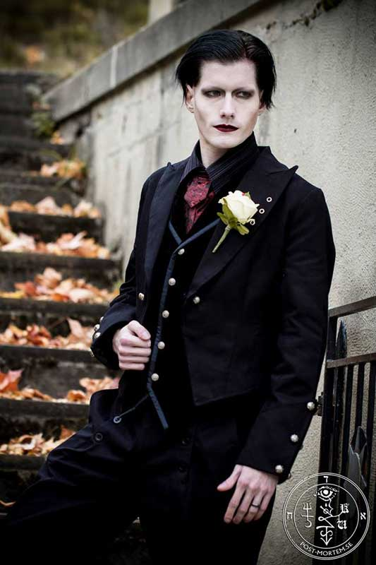 Customer photos wearing Gothic Perfection