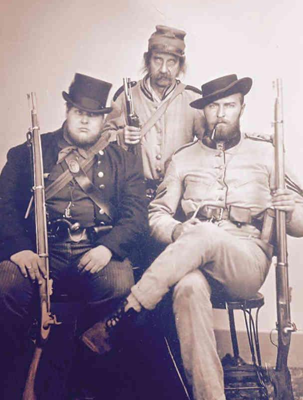 Customer photos wearing Citizen Soldier