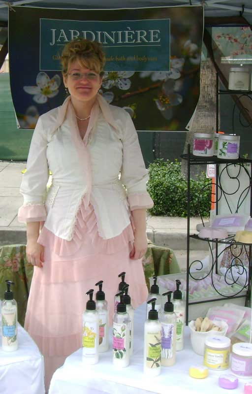 Customer photos wearing Purveyor of Fine Smelling Goods