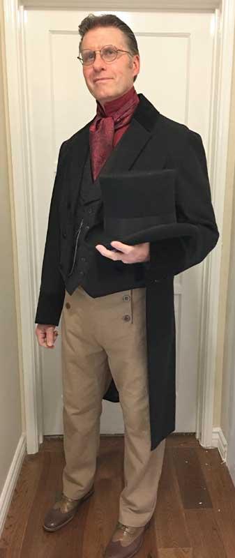 Customer photos wearing The Greatest Victorian Novelist