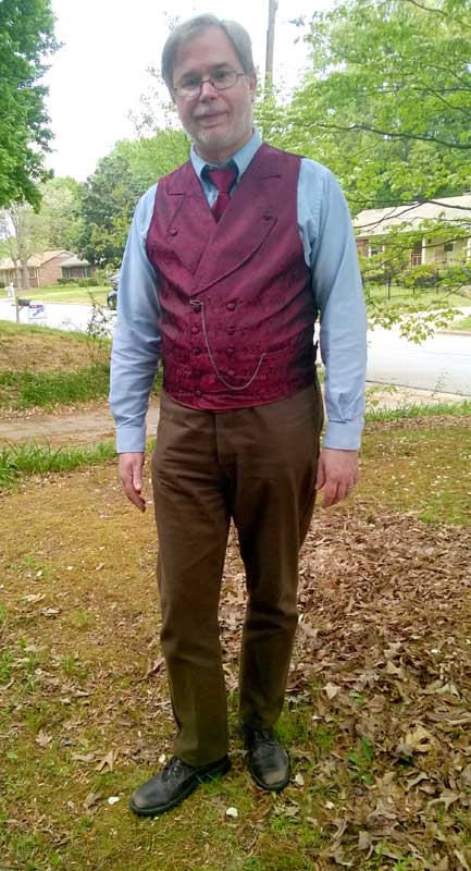 Customer photos wearing [Editors Pick] Victorian Is Always In Style