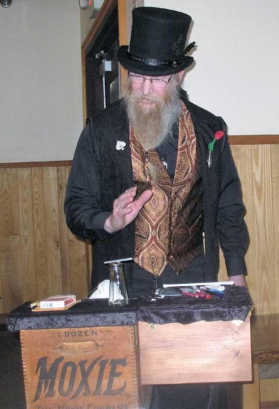 Customer photos wearing The Professor