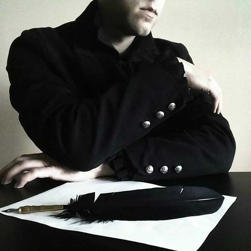 Customer photos wearing [Editors Pick] The Mighty Quill