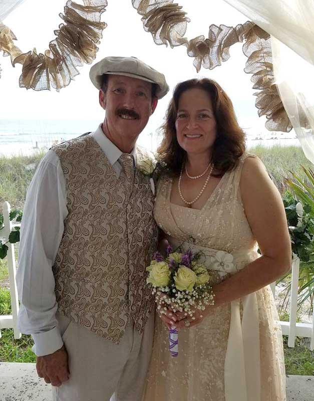 Customer photos wearing Beach Romance