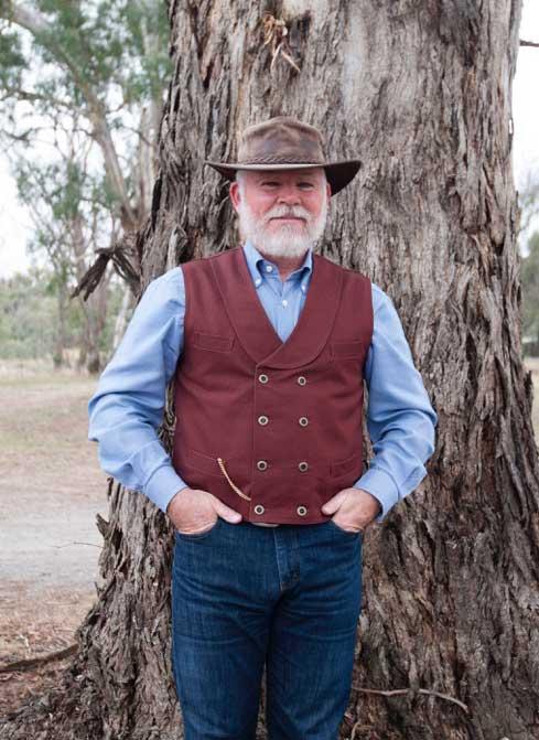 Customer photos wearing Aussie Retro