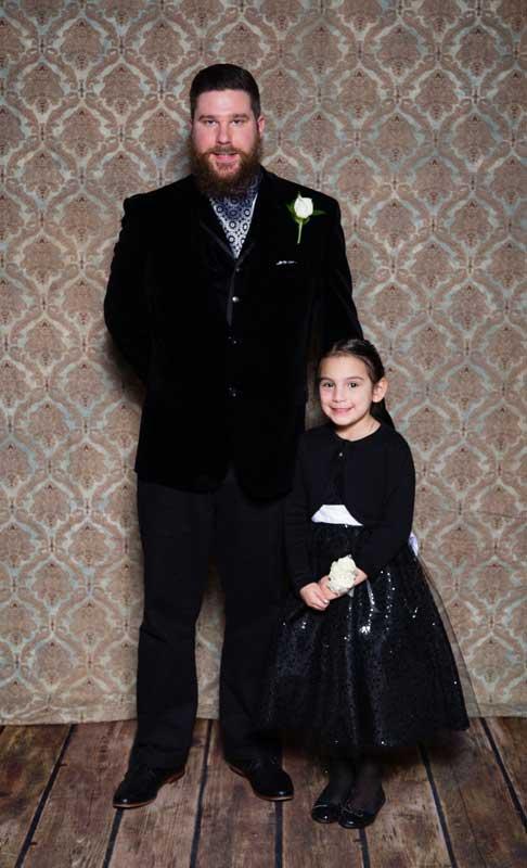 Customer photos wearing Daddy's Little Girl