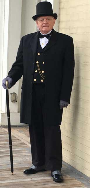 Customer photos wearing A Well Dressed Statesman