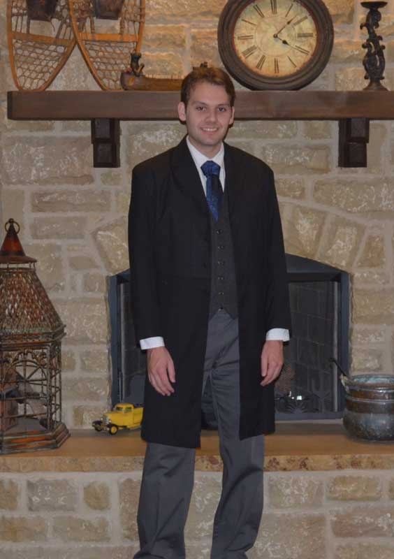 Customer photos wearing Ready, Set, Dressed!