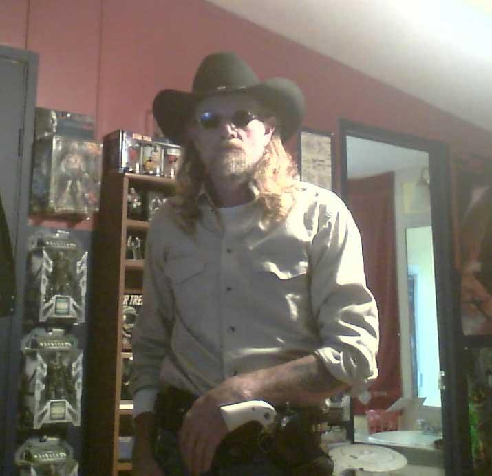Customer photos wearing Modern Cowboy