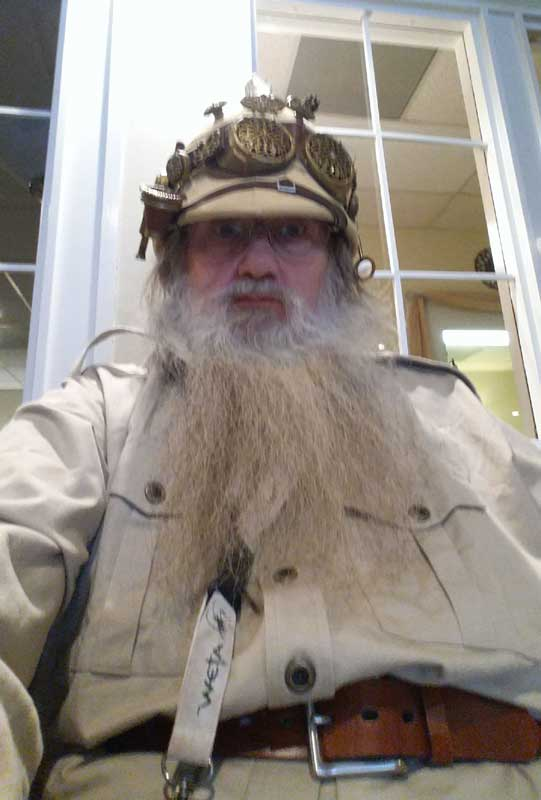 Customer photos wearing Steampunk New Years
