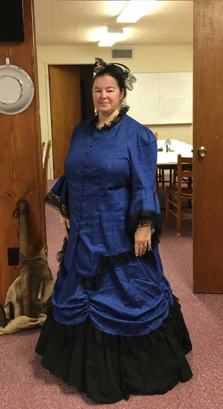 Customer photos wearing Old Fashioned Day