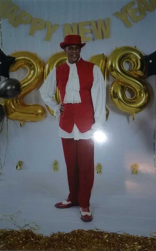 Customer photos wearing New Year's Eve 2018