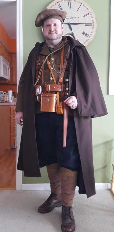 Customer photos wearing [Editors Pick] Historically Accurate