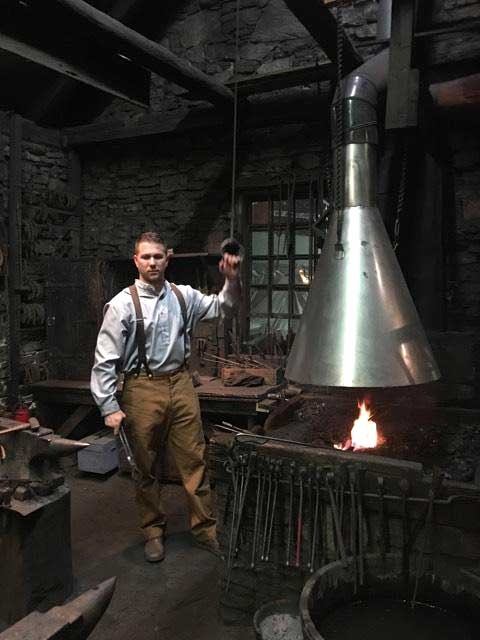 Customer photos wearing [Editors Pick] Heating the Forge