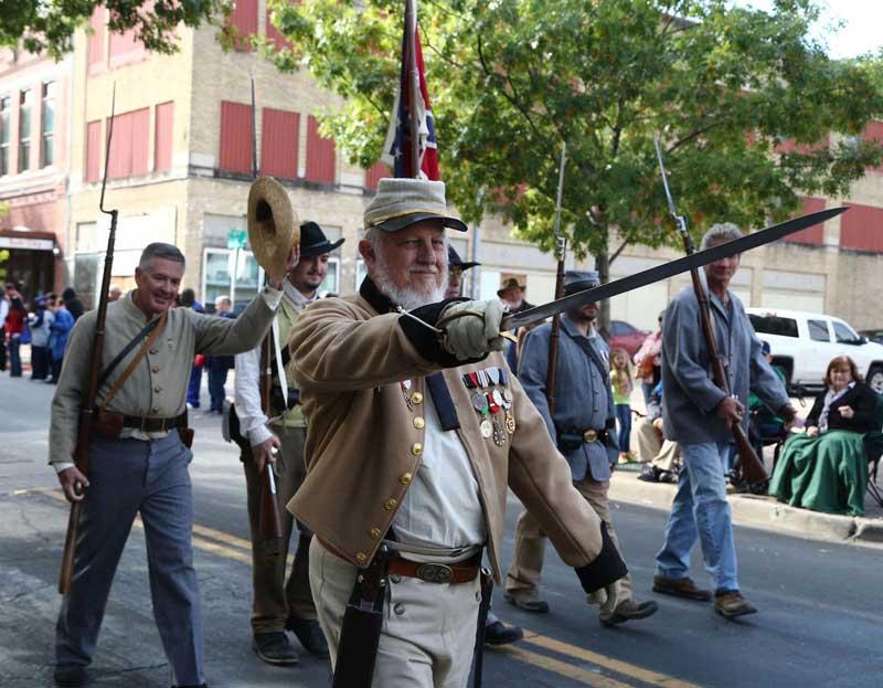 Customer photos wearing Descendants of Confederate Veterans