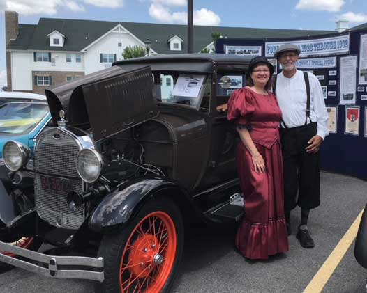 Customer photos wearing Classic Cars and Dress
