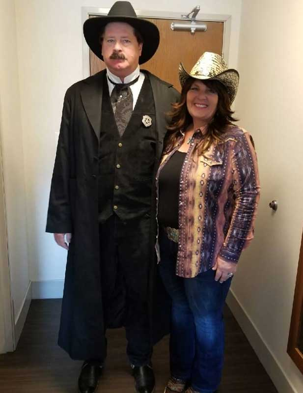 Customer photos wearing Honky Tonk Honeymoon